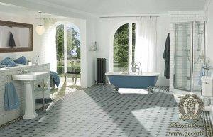Сантехник по обслуживанию сантехники в ванной