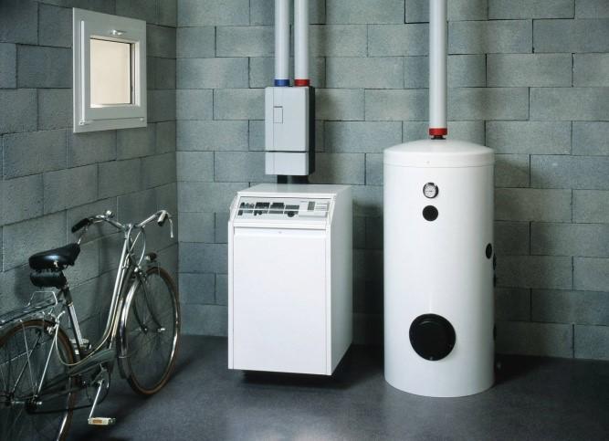 Коаксиальный газовый котел для отопления частного дома