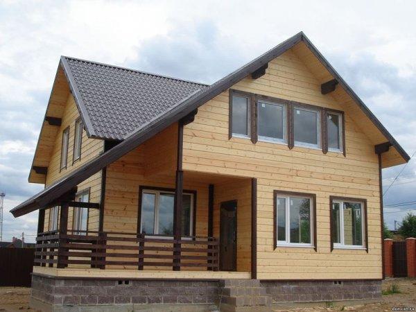Каркасные дома из готовых модулей: быстро, удобно и недорого